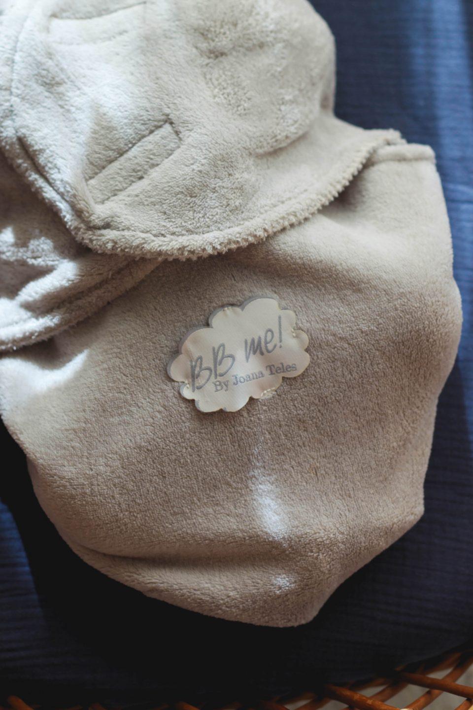 Saco ninho para bebé