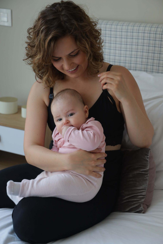 soutien de gravidez e amamentação
