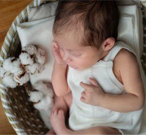 Roupa verão recém-nascido