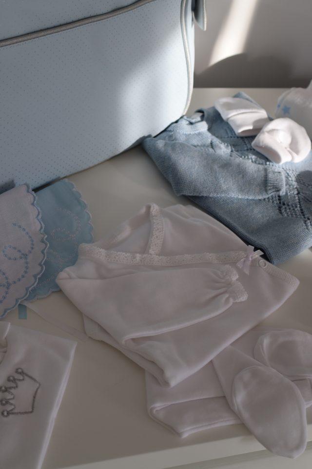 kit enxoval para bebé
