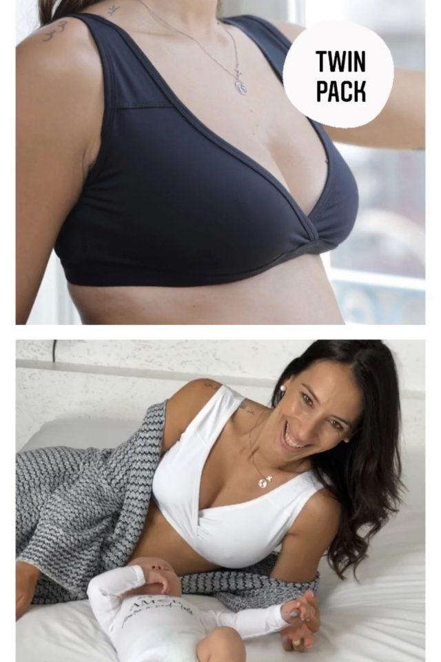 soutien para gravidez/amamentação